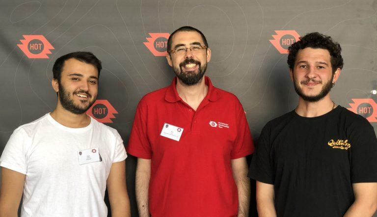 Can Eren Oguzhan Heidelberg HOT Summit 2019